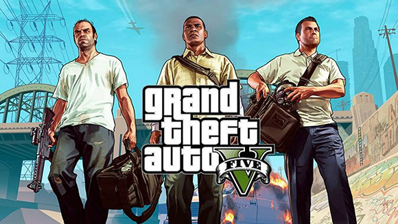 Grand Theft Auto V record incasari