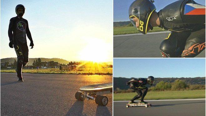 Cel mai rapid skateboard electric
