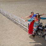 Motocicleta lunga
