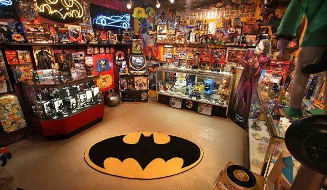 Cea mai mare colectie Batman
