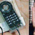Telefon minuscul