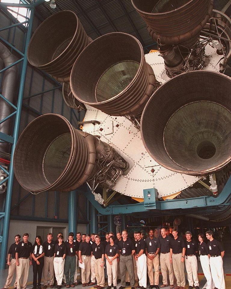 Racheta Saturn V